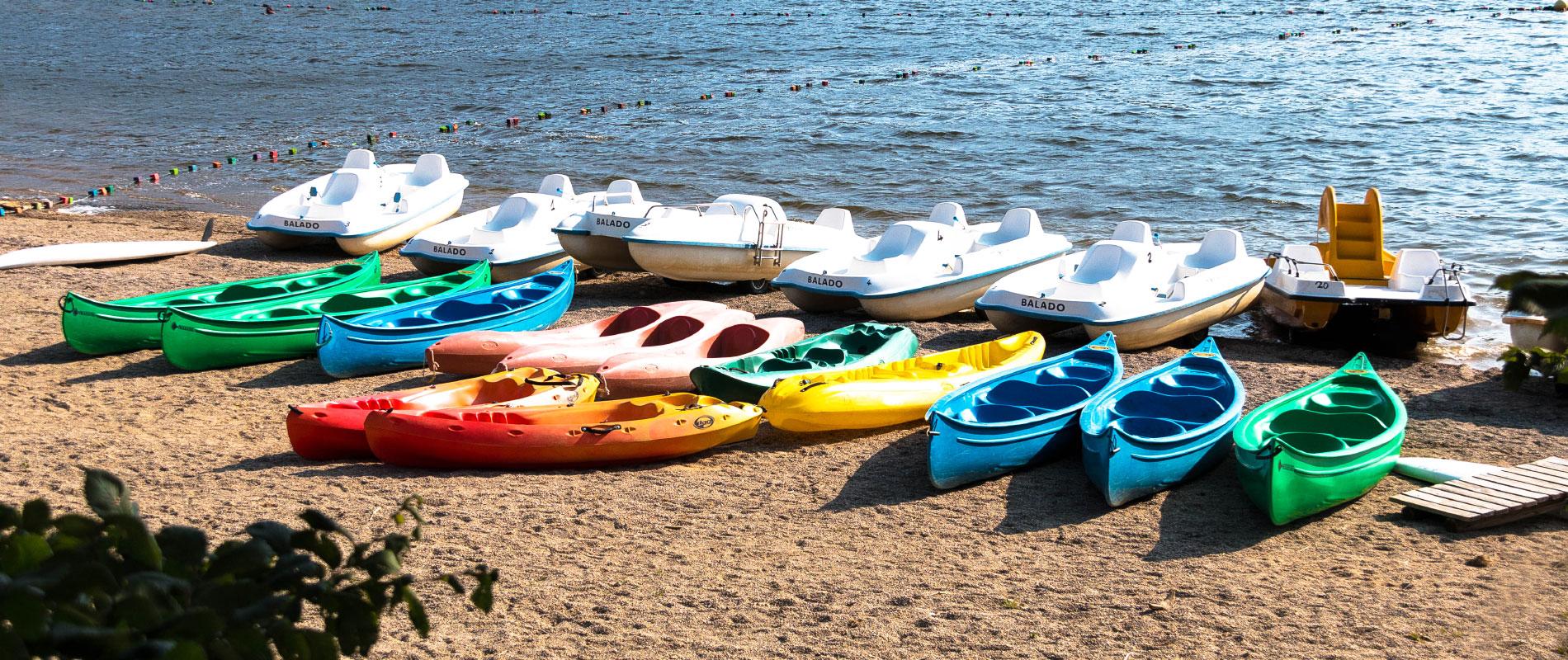 Lamontélarié tourisme lac de la Raviège